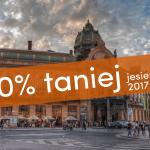 Zarezerwuj wycieczkę po Pradze taniej o 10%